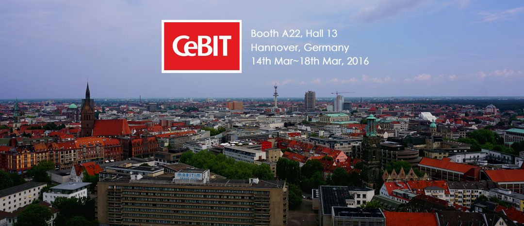 CEBIT HANNOVER 2016