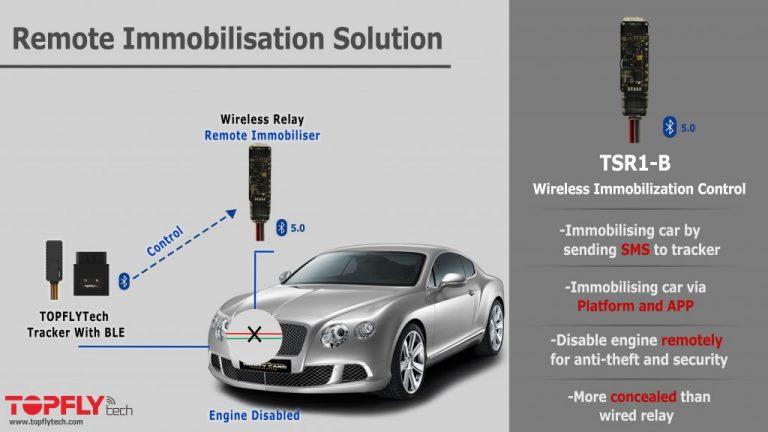 SOLUTION | REMOTE IMMOBILISATION