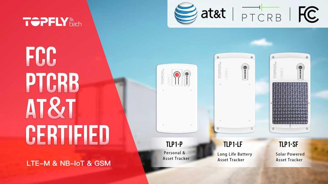 Certificado de AT&T | Serie TLP1