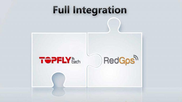 Integracion   RedGPS