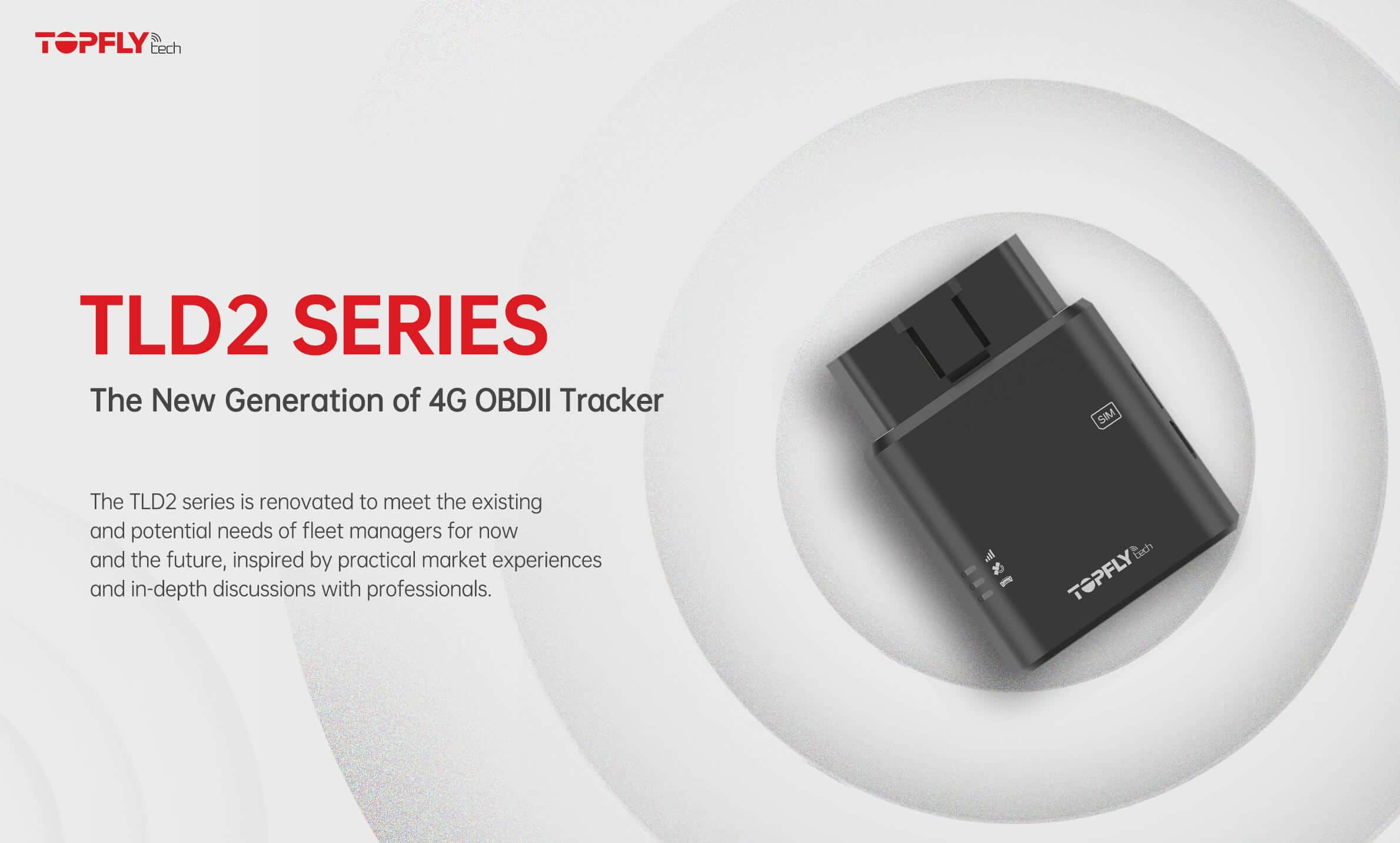 TLD2 Series | The Next Generation of OBDII Tracker