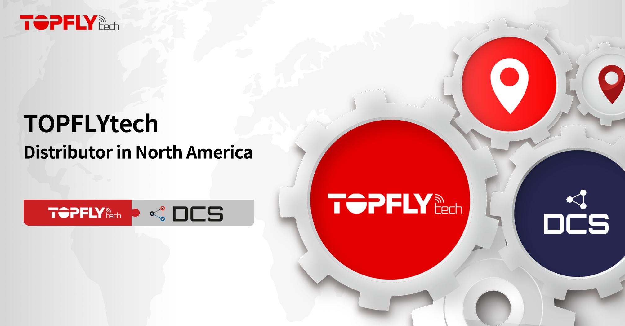 TOPFLYtech Distributor North America