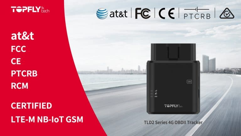 at&t Certified | TLD2 Series OBDII Tracker